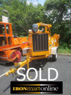 Bandit 150 Chipper used for sale