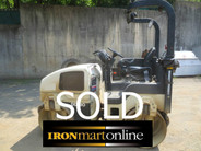 Ingersoll-Rand DD30 Dual Drum Roller‏ used for sale