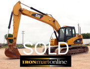 2008 CAT 320DL RR Excavator used for sale
