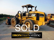 2004 Caterpillar IT28G Wheel Loader