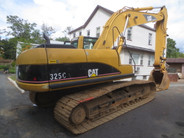 Caterpillar 325C L Excavator used for sale