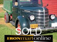 1939 International Number 15 Truck