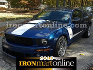 2009 Mustang Roush 429R, in very good condition.