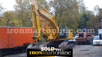 2005 John Deere 450C LC Excavator, in very good condition.