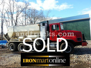 1996 Navistar International Paystar F5070 Volumetric Mixer Truck