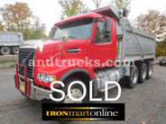 2006 Volvo VHD Tri Axle Dump Truck used for sale