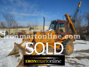 1985 Case 680K Backhoe Loader used for sale