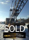 1964 Bucyrus Erie 60 Ton Crane used for sale