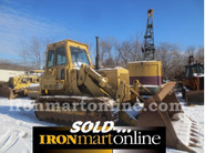 1983 Caterpillar 977L Crawler Loader, powered by a turbocharged 190hp Cat 3306 diesel engine.
