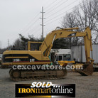 1997 Caterpillar 315B L Excavator, has a turbocharged 102hp Cat 3046T engine.