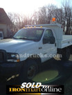 2002 Ford F-350 Mason Dump with Plow, in very good condition.