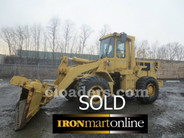 Caterpillar 950B Wheel Loader w / Side Dump Bucket