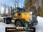 1986 Autocar Heavy Duty Haul Truck