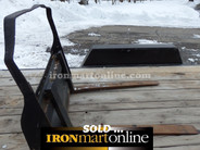 4,000 lb Skid Steer Forks, in very good condition.