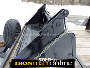 4-in-1 Skid Steer Bucket, in very good condition.