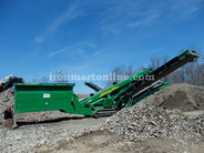 2008 McCloskey S190 Mobile Screener Used For Sale