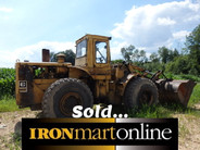 Cat 980B wheel loader ironmartonline