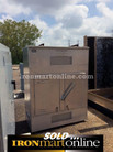 2003 Katolight 500KW Generator, Powered by Volvo Diesel Engine Model TAD163GE.