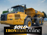 2008 Volvo A40E 40-Ton Articulated Truck, in very good condition.