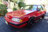 '91 Mustang LX 2+2 Fastback