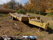 Used Eager Beaver 20 Ton Trailer for Sale (No Title)