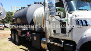 Used 2012 Mack GU613 Super Vac Truck For Sale