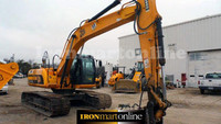 Used 2009 JCB JS220LC Excavator for Sale