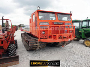 Used Foremost TVS1000- Off-Road Crawler Truck