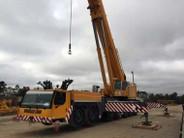 2005 Liebherr LTM 1400-7.1 500-Ton All Terrain Crane