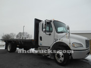Used Freightliner Flatbed Trucks for Sale