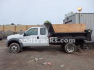 F-450 Super Duty Dump Truck