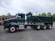 T-800 Kenworth Tri Axle Dump Truck for sale