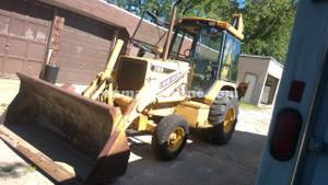 John Deere 310 Backhoe for sale