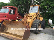 Wheel Loader 520C Dresser Forks and GP Bucket