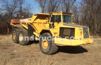 Volvo A40 truck 2000