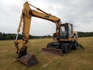 2003 CAT M315 Wheel Excavator