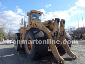 1988 Caterpillar 992C Wheel Loader