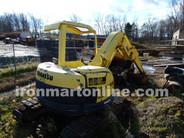 1996 Komatsu PC50UU excavator