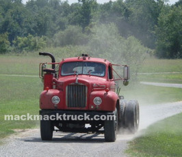 Mack B61S Cab and Chassis truck used for sale