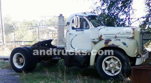 b-model mack single-axle tractor for sale