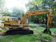 1987 Cat 215B Excavator with Thumb