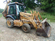 1995 Case Super L Backhoe