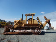 1984 International TD-20E Dozer