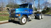 1997 Mack CH Tandem Axle Tractor