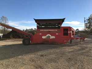 2013 Pitbull 2300 Portable Screener