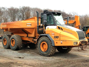 2003 Case 330 Articulated Dump Truck