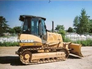 2005 Case 750K LT Dozer