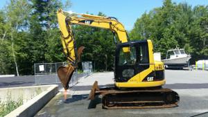 2007 Cat 308C CR Excavator