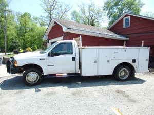 2000  Ford F-550XL Super Duty Work Utility Body 7.3 Power Stroke