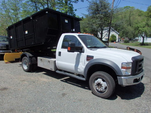 2008 Ford F-550 switch n go Diesel Automatic